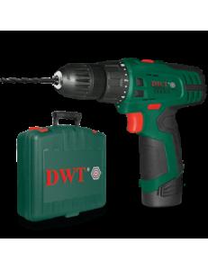 Аккумуляторный шуруповерт DWT ABS-10,8 Li BMC